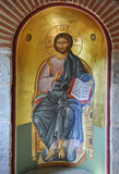 Jesus Christ icon Stock Image