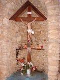 Jesus Christ kapell Royaltyfri Fotografi