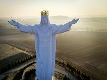 Jesus Christ konungen royaltyfri bild