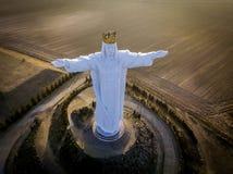 Jesus Christ konungen royaltyfri fotografi