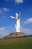 Jesus Christ Monument Royalty Free Stock Photos
