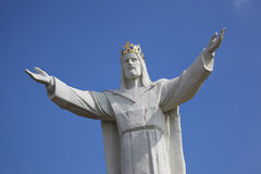 Jesus Christ Monument Stock Photography