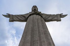 Jesus Christ-Monument stockfoto