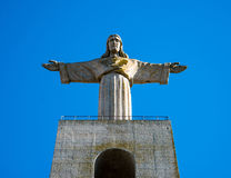 Jesus Christ monument Royalty Free Stock Photography