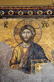 Jesus christ mosaic Stock Photography