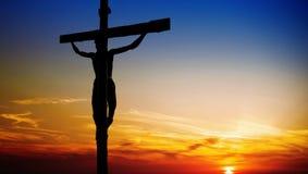 Jesus Christ nosso salvador imagem de stock royalty free