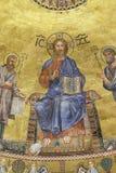 Jesus Christ och apostlarna Arkivfoton