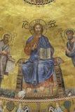 Jesus Christ och apostlarna Royaltyfri Foto