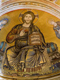 Jesus Christ - Pantocrator from Pisa Stock Photos