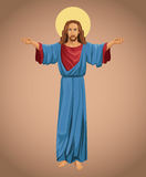 Jesus christ religious faith image Stock Photography