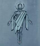 Jesus Christ Resurrection Stock Images