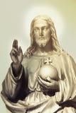 Jesus Christ (retro denominado) imagens de stock royalty free