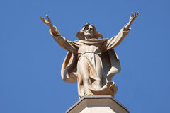 Jesus Christ Savior y redentor Foto de archivo libre de regalías