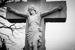 Jesus Christ Statue photo stock
