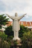 Jesus Christ Statue en Ho Chi Minh Imagen de archivo libre de regalías