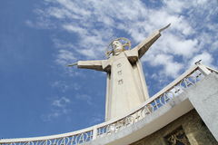 Jesus Christ Statue Stock Images