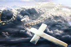Jesus Christ Symbol High Quality Imagenes de archivo