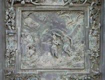 Jesus Christs Baptism royalty-vrije stock afbeeldingen