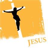 Jesus-Christus stock illustratie