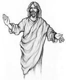 Jesus-Christus Stock Foto's