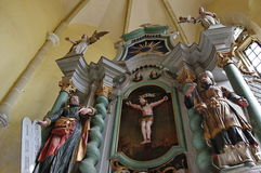 Jesus Christuskruzifix Lizenzfreie Stockfotos