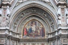 Jesus Christusmosaik Lizenzfreies Stockbild