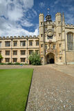 Jesus college cambridge Stock Photo
