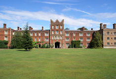 Jesus College Cambridge University Stock Image