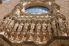 Jesus Cristo e os 12 apóstolos. Foto de Stock Royalty Free