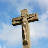 Jesus cross Royalty Free Stock Images