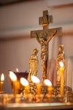 Jesus on Cross Stock Images