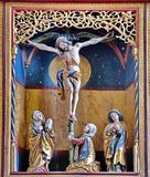 Jesus on Cross stock photography
