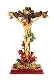 Jesus on cross Stock Photo
