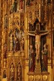 Jesus on cross Royalty Free Stock Photo