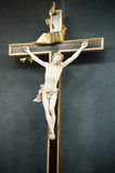 Jesus Crucified 2 Immagine Stock