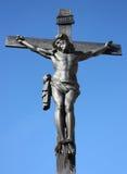 Jesus-Denkmal Stockfotografie