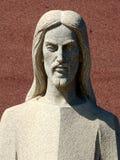 Jesus di marmo Immagine Stock Libera da Diritti