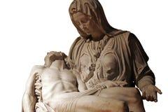 Jesus en Maagdelijke Mary Royalty-vrije Stock Fotografie
