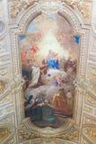 Jesus en Maagdelijke Mary Painting, Vatikaan stock foto's