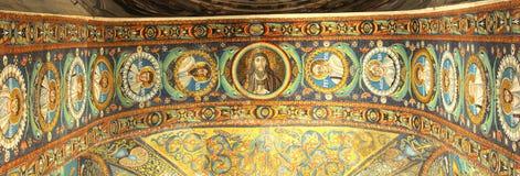 Jesus en zijn discipelen Stock Afbeeldingen