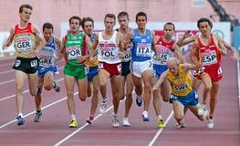 Jesus Espana 3000 meters Stock Image