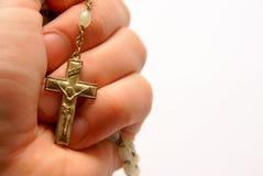 Jesus, fede, speranza Fotografia Stock