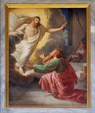 Jesus Gives His Assurances imágenes de archivo libres de regalías
