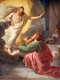 Jesus Gives His Assurances fotografía de archivo