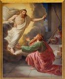 Jesus Gives His Assurances stock images