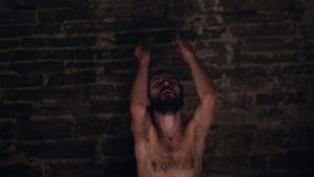Jesus i fängelse lager videofilmer