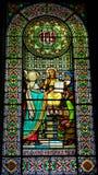 Jesus im Tempel Stockbilder