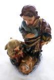 Jesus with Joseph and Mary Stock Image