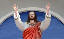 Jesus Kristus arkivfoton