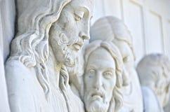 Jesus Kristusstaty royaltyfri foto